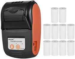 Aibecy GOOJPRT PT-210 Portable Thermal Printer ... - Amazon.com