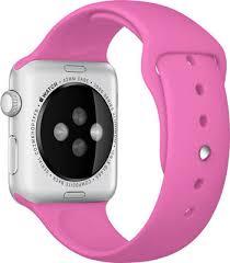 <b>Ремешок спортивный Eva</b> для Apple Watch 38/40 mm Фуксия ...