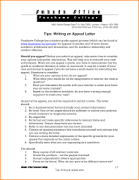 appeal letters for college final letter jpg letterhead template uploaded by kirei syahira