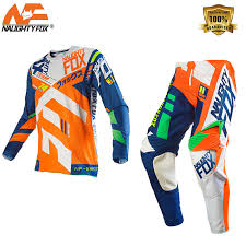 <b>Fly Fish</b> Racing Orange Jersey & Pant Combo Set <b>MX</b> ATV BMX ...