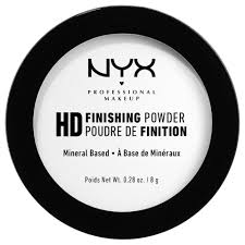 <b>Фиксирующая</b> пудра для лица <b>NYX Professional Makeup</b> High ...