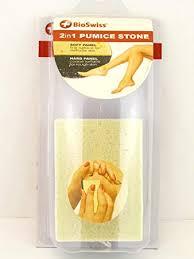 Amazon.com: Bioswiss <b>2 in 1 Pumice</b> Stone -1 Pc.: Health ...