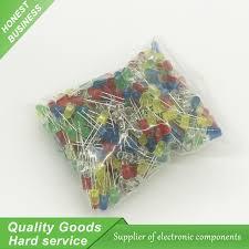 Aliexpress.com : Buy 500Pcs each <b>100pcs 3MM LED Diode</b> Kit ...