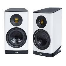 <b>Полочная акустика Elac Vela</b> BS 403 White High Gloss: цена ...