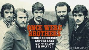 Once Were Brothers: Robbie Robertson and <b>The Band</b> - Official Trailer