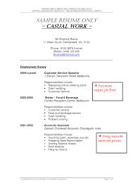 waitress resume restaurant server resume sample resume template waiter resume examples