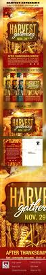 the world s catalog of ideas harvest gathering church flyer mailer template creative designs design flyers dinner template