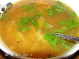 <b>Гороховый</b> суп из <b>зеленого колотого гороха</b> (мультиварка Steba ...