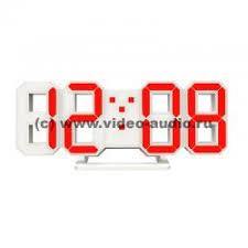 """<b>Perfeo</b> LED <b>часы</b>-будильник """"<b>LUMINOUS</b>"""" (PF-663)"""