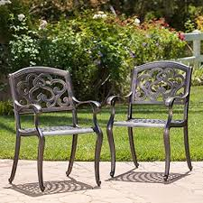 Christopher Knight Home Austin Outdoor Cast Aluminum <b>Dining</b> ...