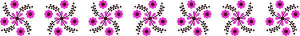 Resultat d'imatges de cenefas decorativas florales