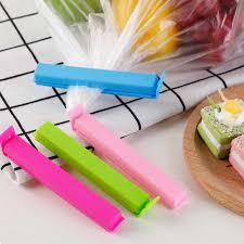 <b>1pc Househould Food Snack</b> Storage Seal Sealing Bag Clips ...
