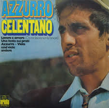 Azzurro, di Adriano Celentano. Some of them are slow enough to grasp some words in real time! Want t0 try? Just put the titles on youtube…and let us know if ... - 33894912