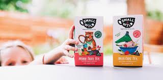 Small & <b>Wild</b> - Happy <b>herbal tea</b> for kids