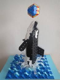 <b>LaQ</b> Blocks - <b>SUMMER</b> SPLASH!! Awesome Killer Whale model ...