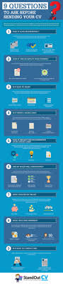 best ideas about marketing resume best resume 9 questions to ask before sending your cv infographic e learning infographics