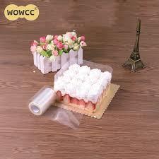 <b>10M Transparent mousse cake</b> dessert surrounding hard bounded ...