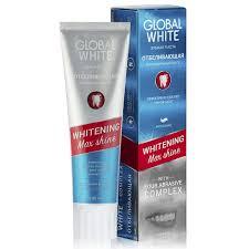 <b>Зубная паста</b> отбеливающая <b>Global White</b>, 100 мл - купить по ...