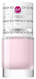 Купить <b>лак для ногтей</b> So <b>French</b> Nail 12мл Bell, покрытия для ...