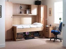 murphy bed home office desk combination bedroom office combination