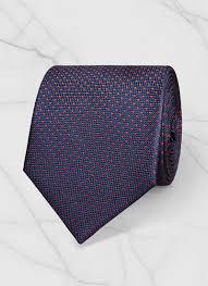 "Blue - Red ""<b>Polka</b>-<b>dots</b>"" weave regular fit <b>tie</b> 19HF2OTIE-OR08/31 ..."