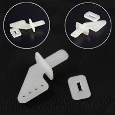 White Pin Horns for <b>RC</b> Airplane Parts <b>Remote Control</b> Foam ...