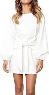 Whites - Club & Night Out / Dresses: Clothing, Shoes ... - Amazon.com