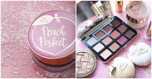 The <b>Too Faced Peaches and</b> Cream Collection Drops Today | Teen ...