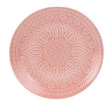 <b>Блюдо Koopman</b> international Stoneware Embossed Orange 27 см ...