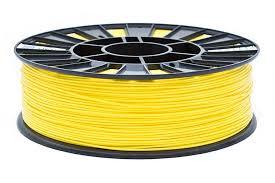 <b>ABS пластик</b> REC 1.75мм <b>жёлтый</b>