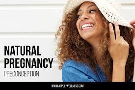 natural mastitis treatment apple wellness natural pregnancy preconception