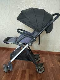 Обзор от покупателя на <b>Коляска</b> прогулочная <b>Happy Baby MIA</b> ...