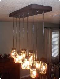 mason jar chandelier build diy mason jar chandelier