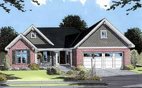 High Quality Brick And Stone House Plans   Brick Home House Plans        Impressive Brick And Stone House Plans   Brick And Stone Craftsman House Plans