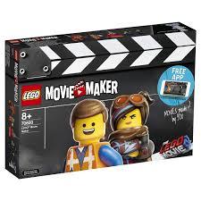 <b>Конструктор LEGO</b> Movie <b>Набор кинорежиссёра</b> - 70820 ...