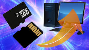 Как подключить microSD флешку на компьютер - YouTube