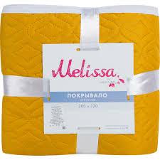 <b>Покрывало</b> «Melissa», <b>200х220</b> см, тафта стёганая, цвет ...