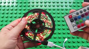 Unboxing <b>ZDM</b> 5M <b>LED Strip Light</b> with Remote Control - YouTube