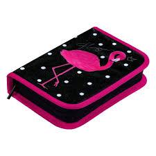 <b>Пенал BERLINGO</b> PK05841 Pink <b>flamingo</b> — купить в интернет ...