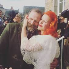 angel adoree and dick strawbridge open chateau de la motte husson one of our beautiful brides angel adoree from the vintage patisserie at her amazing new home