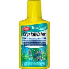 🥇 Tetra Crystal Water <b>средство для очистки воды</b> от всех видов ...