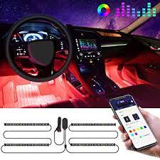 Amazon.com: <b>Interior Car Lights</b>, Govee <b>Car LED</b> Strip Light ...