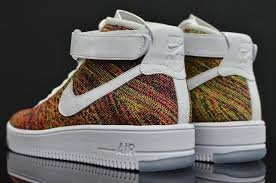 multicolor nike air force 1 flyknit 817420 700 15 air force 1 flyknit