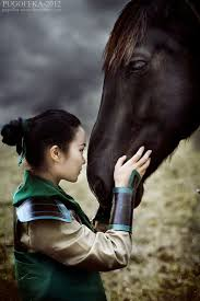best images about mulan disney disney mulan hua mulan ier and her horse