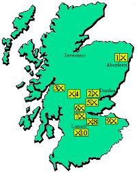 「1298, Falkirk, scotland map」の画像検索結果