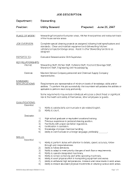 job description for janitor resume resume writing example job description for janitor resume receptionist job description americas job exchange sample resume house supervisor job