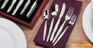 <b>5</b>-<b>Pc</b>. <b>Stainless</b> Place Setting with <b>Stainless</b> Table Knife | Flatware by ...