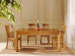 outstanding dining room unique wooden oak