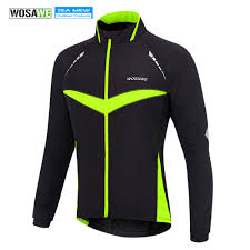 <b>WOSAWE</b> Winter <b>Cycling Jacket</b> Warm Up <b>Bicycle Clothing</b> ...