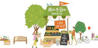Mia & Ben | <b>Organic Baby Food</b> For A Fresh Start In Life